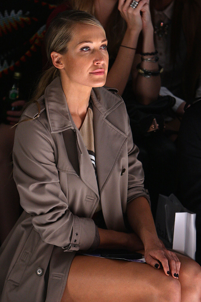 2011 RAFW: Beauty-full Front Row Celebs!