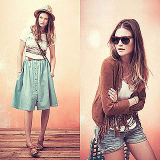 Madewell Lookbook May 2011