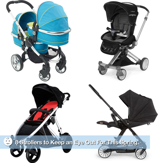 2011 New Strollers