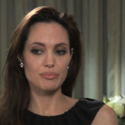 Angelina Jolie Video on New Tattoo and Brad Pitt