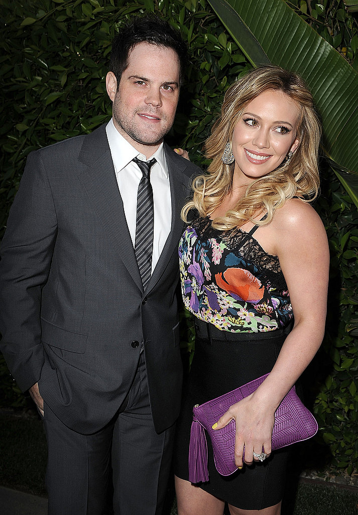 Britney Spears Wears a Figure-Hugging Dress For a Charitable Night Out With Jason Trawick