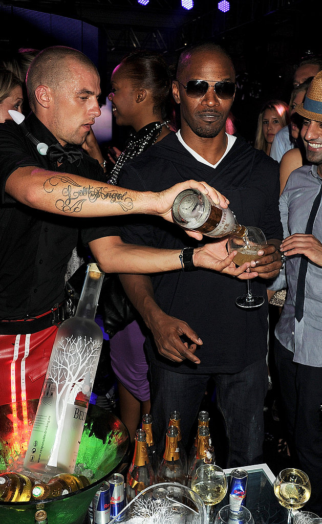 Jamie, Vanessa, and Jude Party With Belvedere and Duran Duran in Cannes