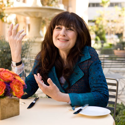 Ruth Reichl Launches Gilt Taste