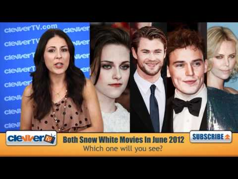 Kristen Stewart & Lily Collins Competing 'Snow White' Movies Both Due June 2012
