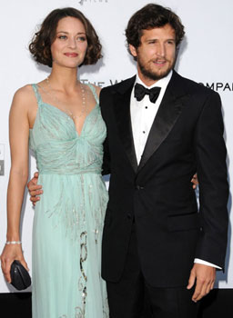 Marion Cotillard Welcomes a Son