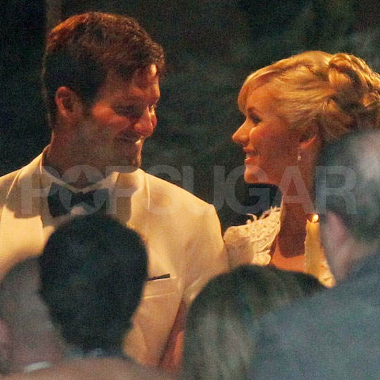 Tony Romo and Candice Crawford Wedding Pictures