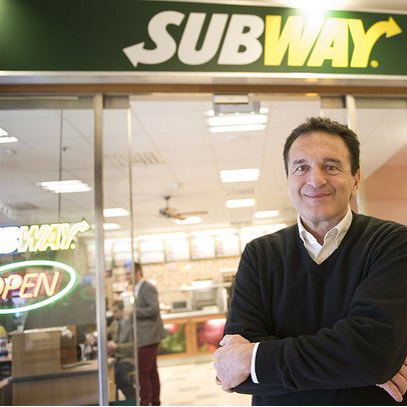 Subway Testing Out Cafe Concept