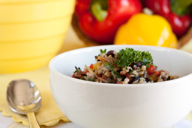 how to cook wild sweet rice