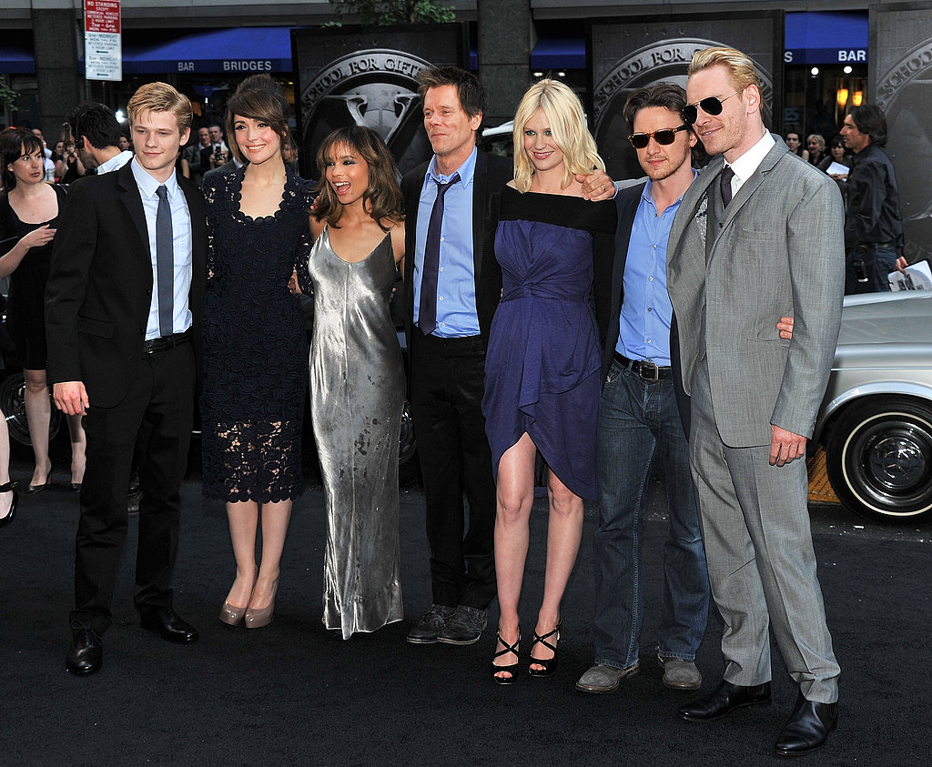 X-Men: First Class Premiere in New York