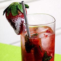 Strawberry Cocktail Recipes