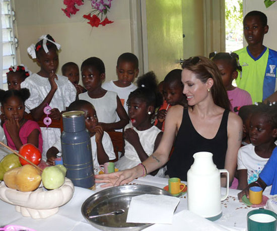 Help in Haiti
