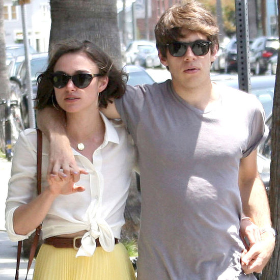 Keira Knightley and James Righton Pictures