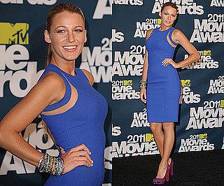 Blake Lively at 2011 MTV Movie Awards 2011-06-05 19:46:42