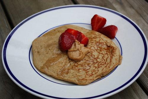 Tone It Up Protein Pancake - So Good!