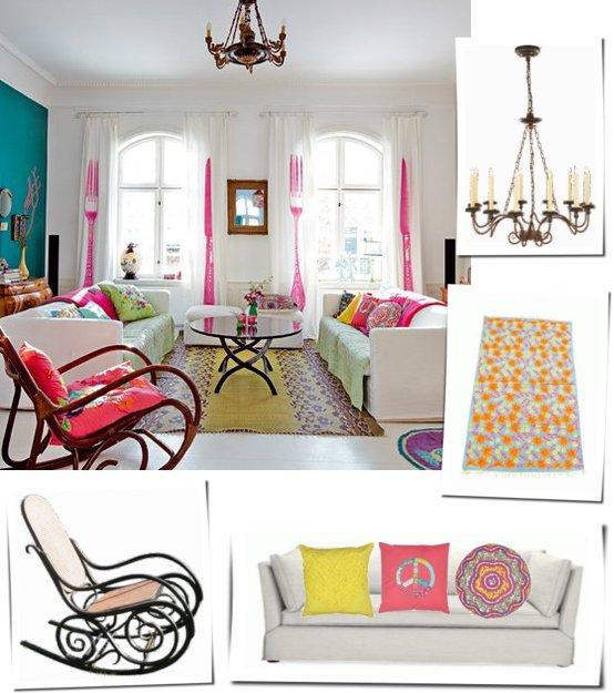White Living Room Decorating Inspiration Popsugar Home