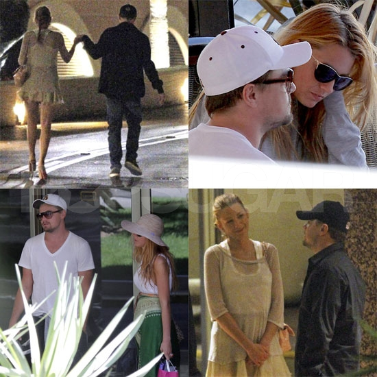 blake lively and leonardo dicaprio pictures in france
