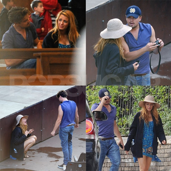 are blake lively and leo dicaprio dating