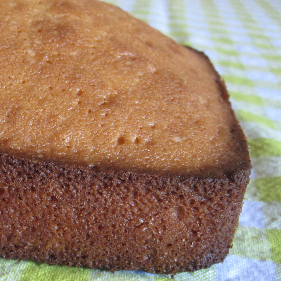 Basic Pound Cake Recipe