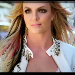 Britney Spears I Wanna Go Music Video Teaser 2011-06-19 21:41:35