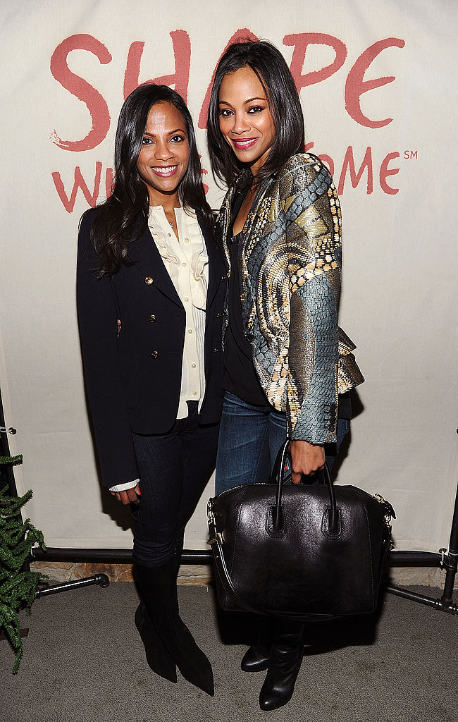 The style chameleon attended a Levi's event at the Sundance Film Festival in a rocker-chic Alexander McQueen jacket.
