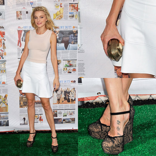 Jessica Stam Style: Get the Look