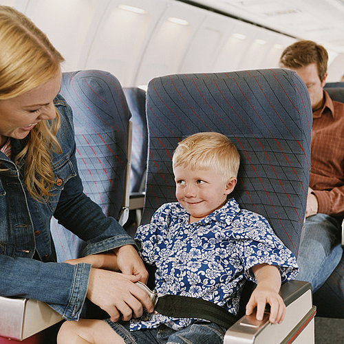 Trivia For Flying Safely With Kids