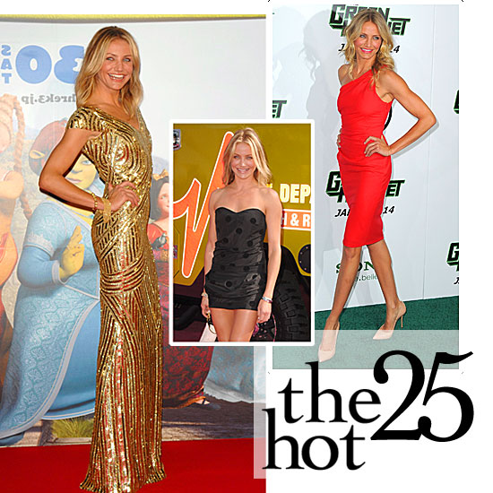 Cameron Diaz Style: Her Sexiest Fashion Moments