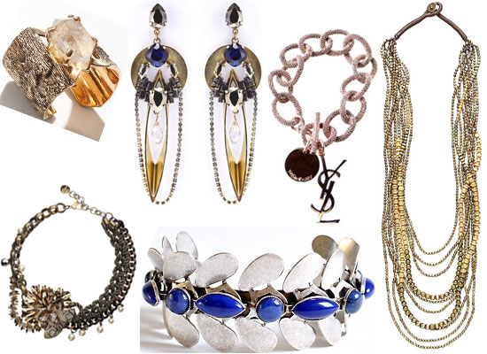 Shop Our Top Ten, Coolest Jewellery Buys Online, Including Mimco, Elke Kramer, YSL, Isabel Marant, Sportsgirl and MANIAMANIA