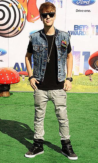 Justin Bieber(2011 BET Awards)