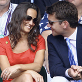 Pippa Middleton With Alex Loudon [Video]