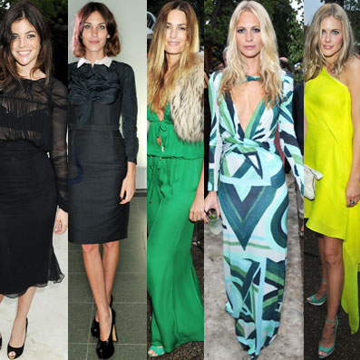 Who Was Best Dressed at the Burberry Serpentine Summer Party?