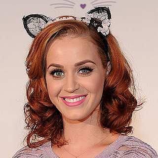 Katy Perry Debuts New Red Hair Color