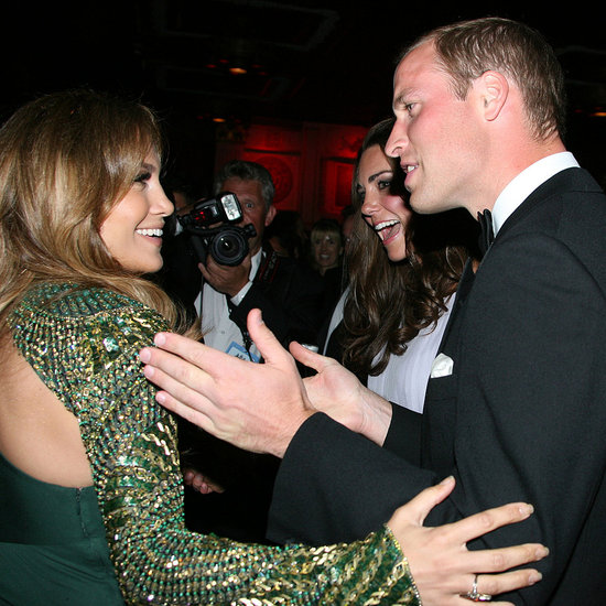 Prince William and Kate Middleton Inside BAFTA Brits to Watch