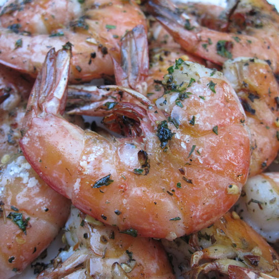 Easy Grilled Shrimp Recipe 2011-07-05 13:55:26