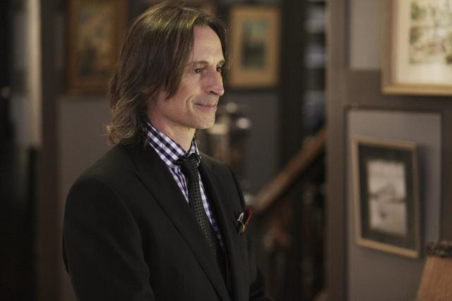 Robert Carlyle on ABC&#039;s Once Upon a Time.