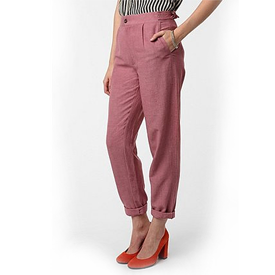Pins and Needles Side-Tie Trouser, $59