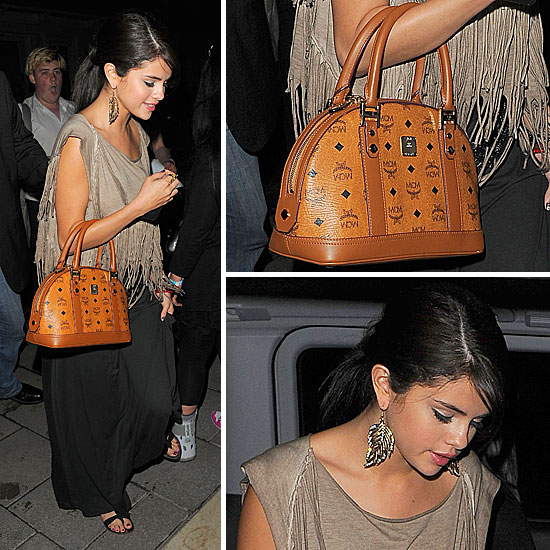 Selena Gomez Visits London: Get The Look