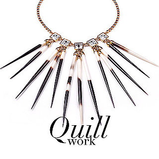 Porcupine Quills Summer Jewelry Trend