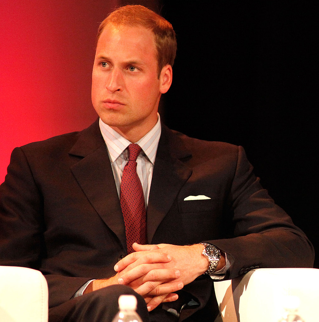 Prince William at Variety technology conference.