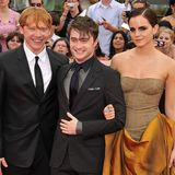 Harry Potter and the Deathly Hallows Part 2 New York Premiere Video