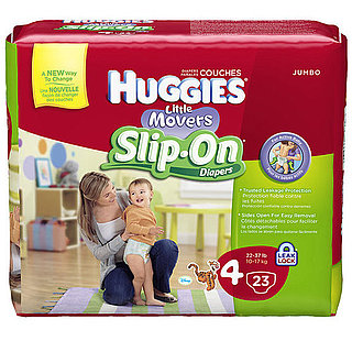 Huggies Little Movers Slip-On Diapers Pictures