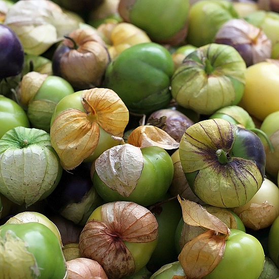 Cooking With Tomatillos