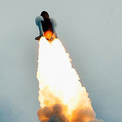 Atlantis Space Shuttle Liftoff Video