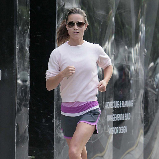 What Does Pippa Middleton Wear to Run?