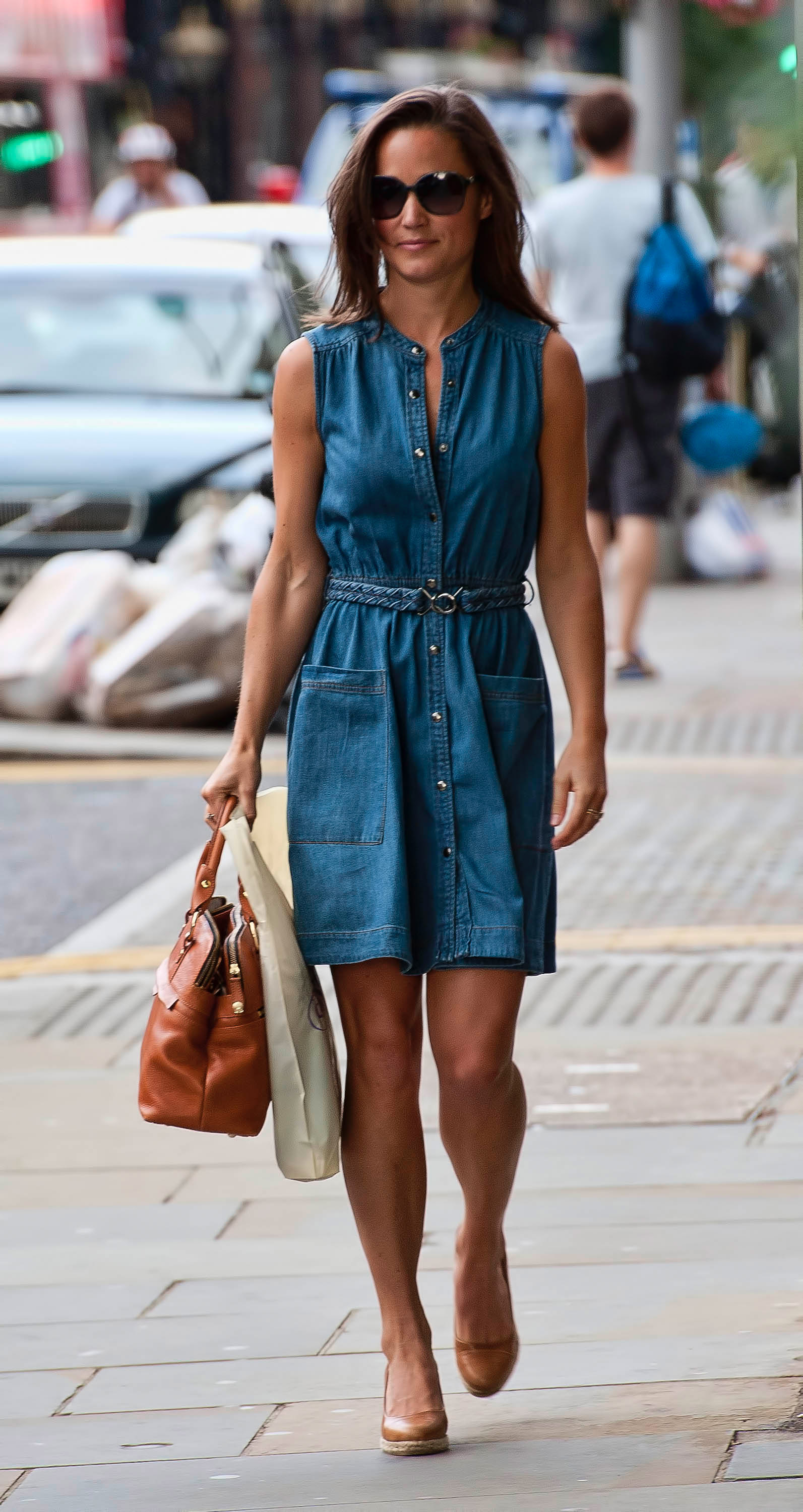 Pictures of Pippa Middleton Style: We Stalk the Newly 28
