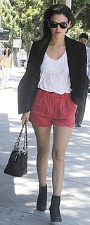 Rachel Bilson Style in Rag and Bone