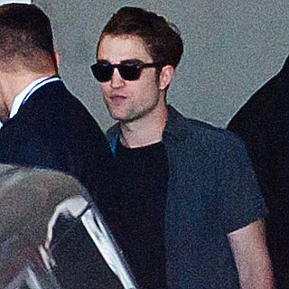 Robert Pattinson and Ashley Greene at Comic-Con