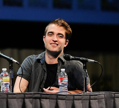 Comic Con BD Masterpost : New HQ Pics of Robert, Kristen and Taylor
