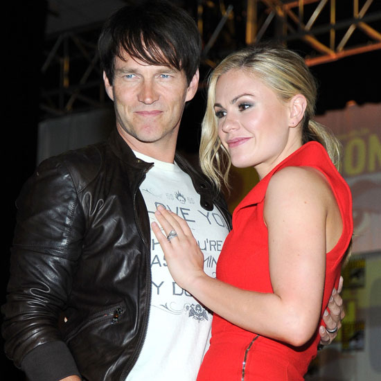 Pictures of True Blood's Stephen Moyer, Anna Paquin, Alexander Skargard, and More at Comic-Con