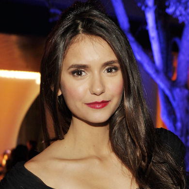Nina Dobrev Interview About The Vampire Diaries at Comic-Con 2011